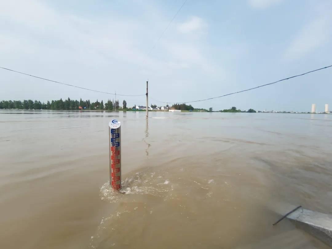 长江2021年第1号洪水在上游形成