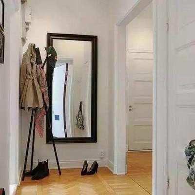 门口不能放镜子吗