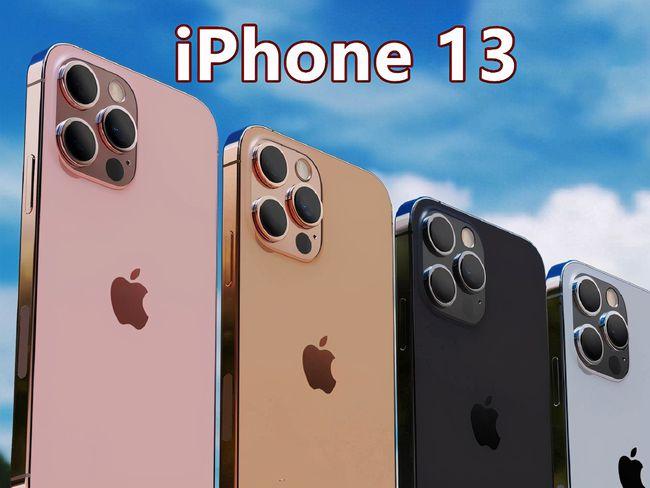 iPhone13最新官方消息