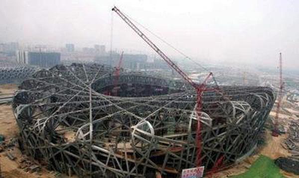 北京鸟巢打生桩
