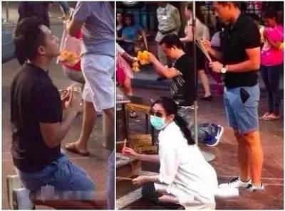 明星为什么喜欢去泰国拜佛