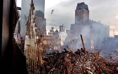 911当天近3千人为何没能逃生