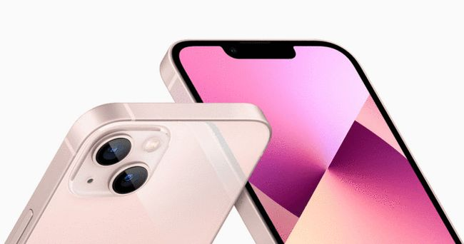 iPhone13刘海会缩小吗