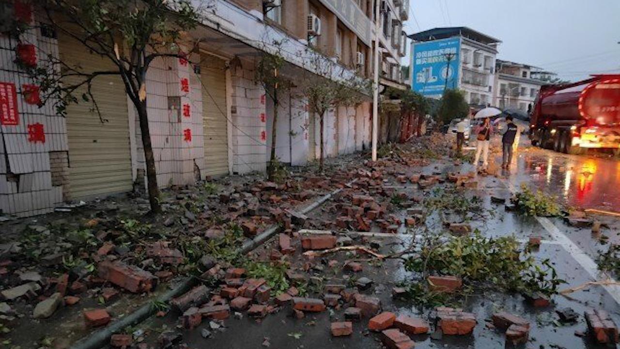 四川泸县应急避难场所汇总