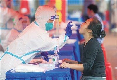 新冠病毒核酸检测再次降价