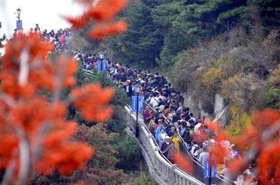 中秋假期国内旅游超8815万人次
